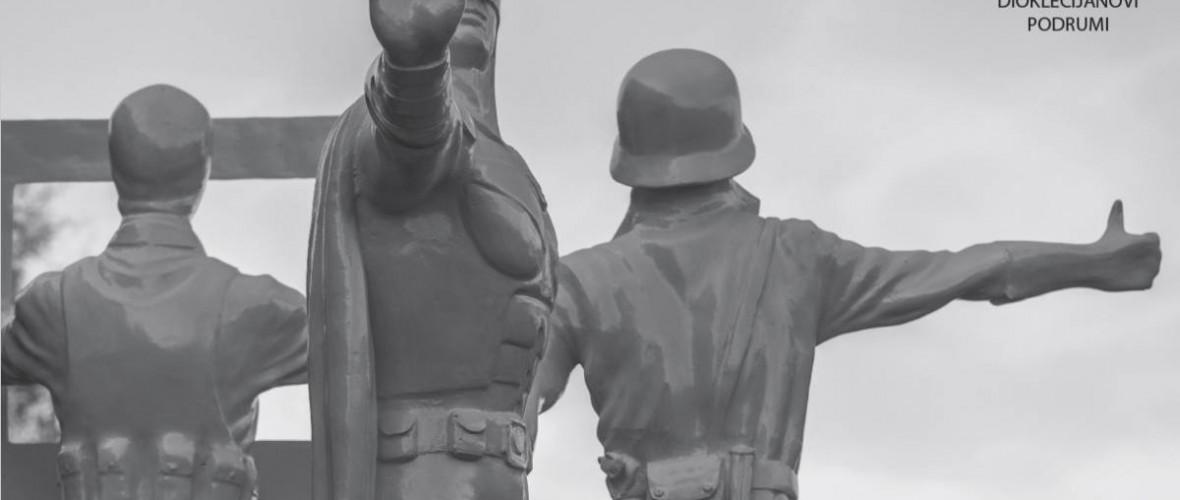 """Otvorenje izložbe Tihomira Matijevića """"TRANSHEROICA Kipar traži heroja"""" u Dioklecijanovim podrumima 20 lipnja  u 20h"""