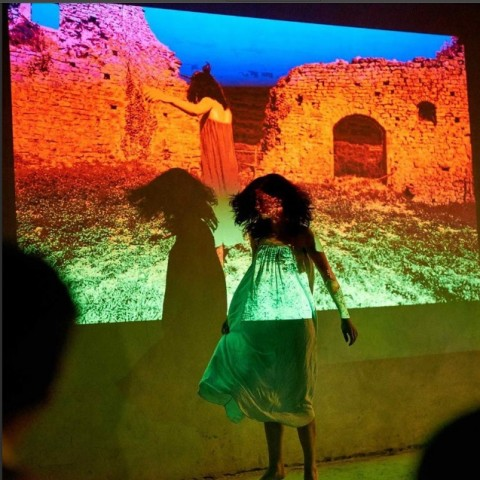 """Sanjar"" / ""The dreamer"" performance 2015"