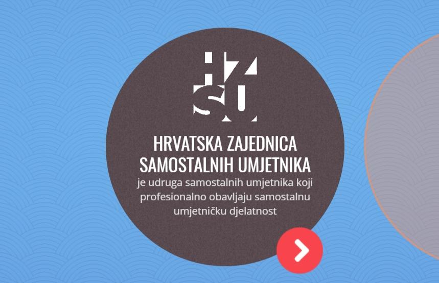 OBAVIJEST ČLANOVIMA-  prijava u članstvo Hrvatske zajednice samostalnih umjetnika (HZSU)- rok 15.ožujka 2019