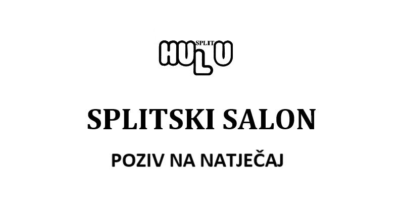 NATJEČAJI ZA 40. SPLITSKI SALON – rok 5. lipnja 2018.
