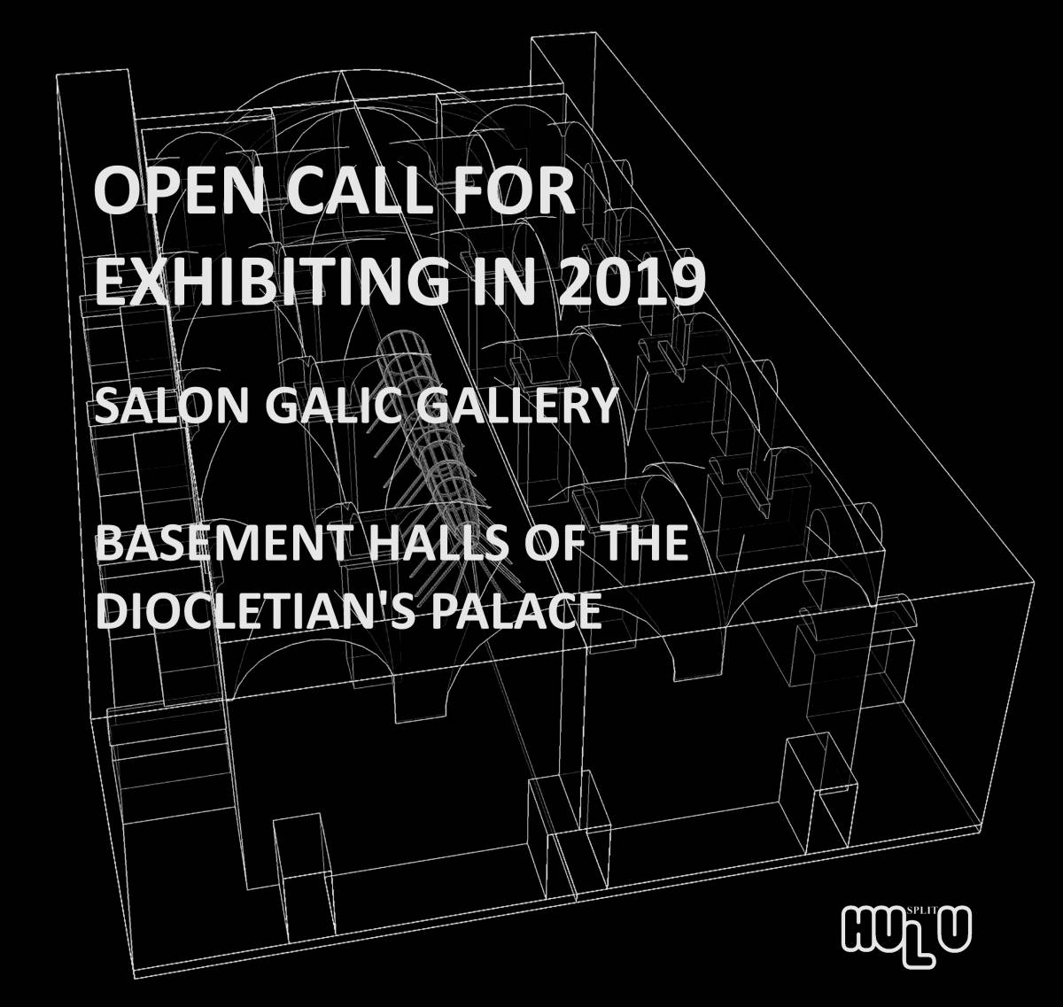 OPEN CALL FOR EXHIBITING in 2019