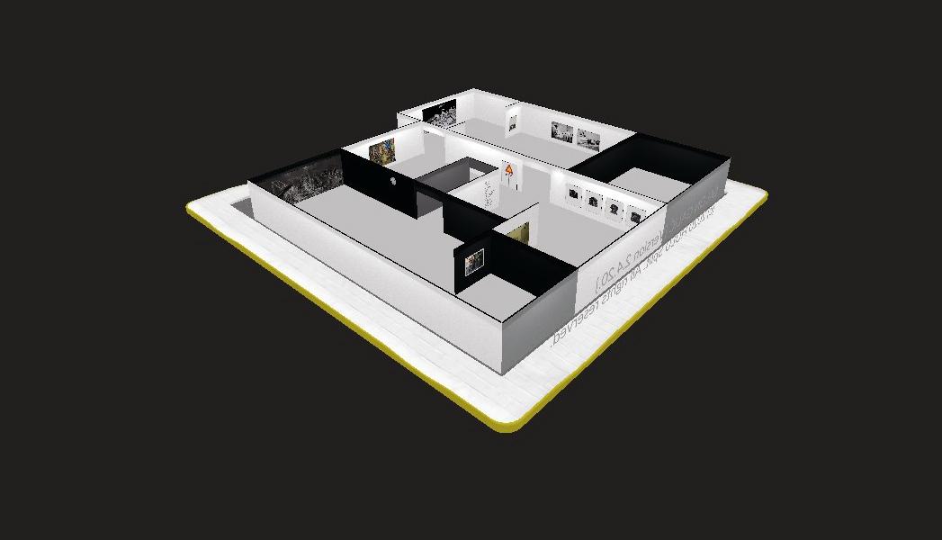 Natječaj za on line izložbu u virtualnom prostoru  Salona Galić
