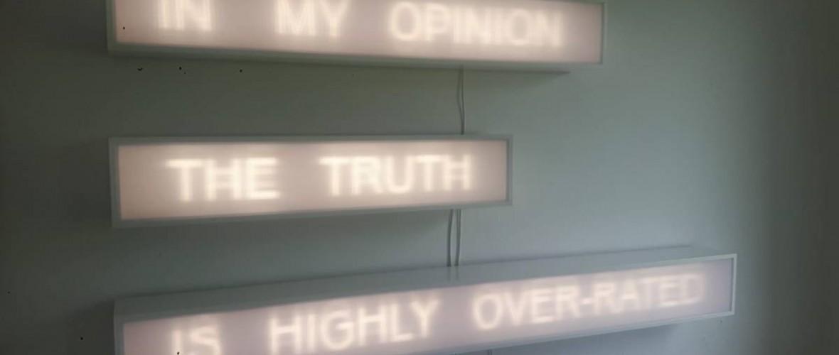 """otvorenje izložbe / Siniša Lordan """"Istina"""" / utorak 04.08. u 20:30 sati"""