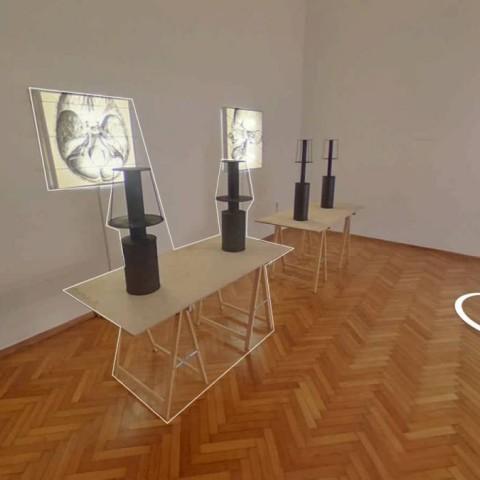 JOSIP ŠURLIN  OSOBNA ANARHIJA – Virtualna izložba