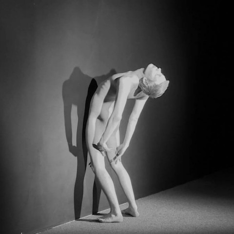 Ljudsko tijelo, eksperimentalni film, 3:45 min, 2018