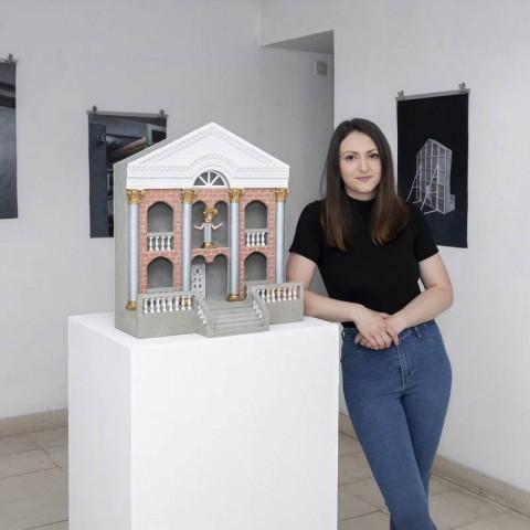 Lana Stojićević, pobjednica nagrade Radoslav Putar 2021