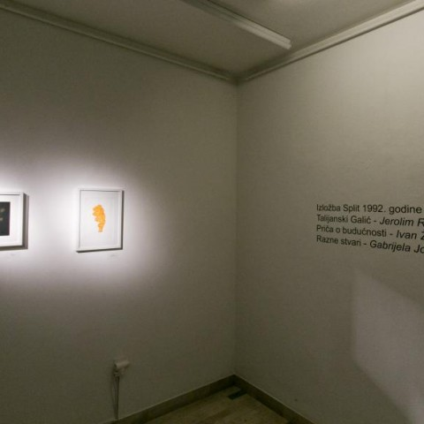 Izložba polaznika Centra za autizam Split
