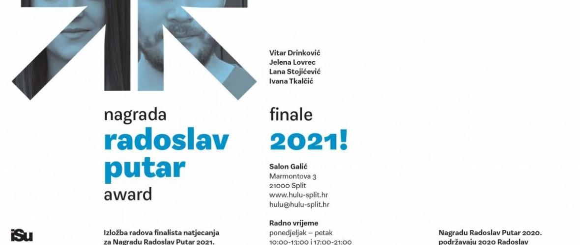 pozivnica- NAGRADA RADOSLAV PUTAR – FINALE 2021 U SPLITU!